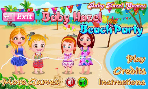 Baby Hazel Beach Party hack tool