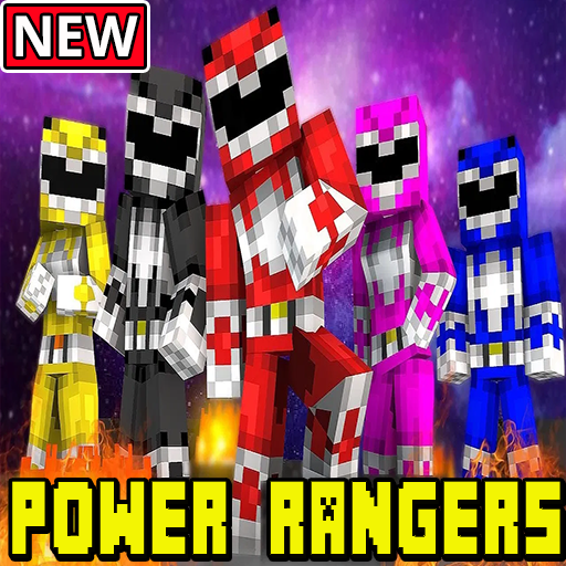 Addon Power Rangers for Minecraft PE Cheat Codes Without Generator