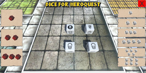 Dice for Heroquest cheat hacks