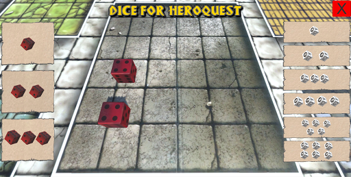 Dice for Heroquest hack tool