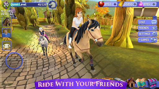 Horse Riding Tales - Ride With Friends cheat hacks
