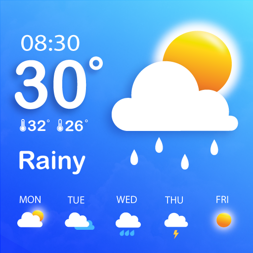 Weather Forecast - Accurate Weather & Live Weather Hints & Advices No Surveys