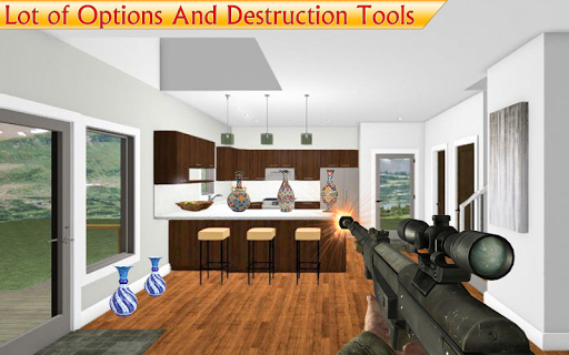 Destroy the House Interiors Smash hack tool