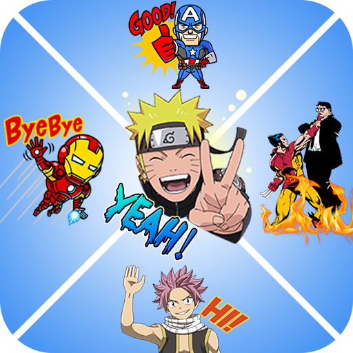 Anime Stickers for WhatsApp - (WAStickerApps) Hack Cheats That Actually Work