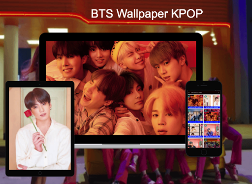 BTS Wallpaper KPOP hack tool