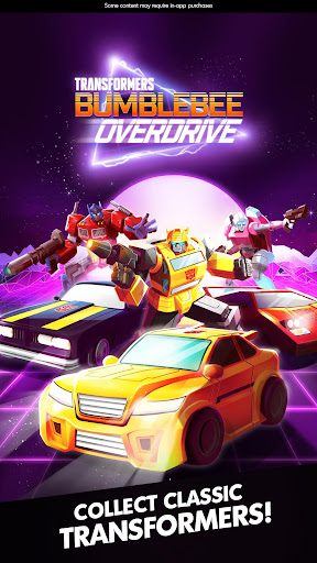 Transformers Bumblebee Overdrive hack tool