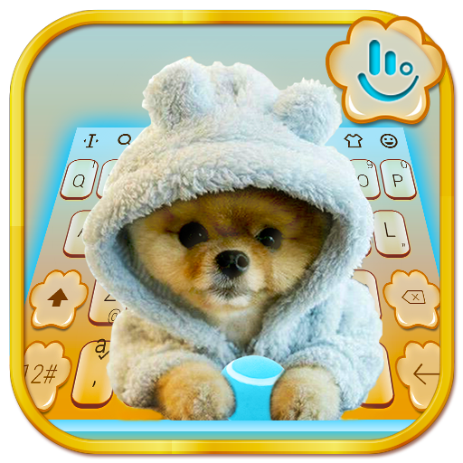 Cute Dog Keyboard Theme Hack Cheats Android iOS