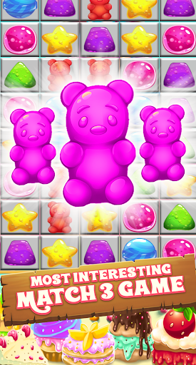 Crazy Candy Bear Blast hack tool