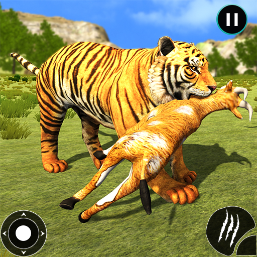 Real Tiger Family Sim 3D: Wild Animals Games 2021 Cheat Codes Without Generator
