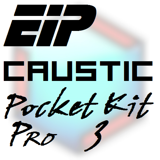 Caustic 3 PocketKit Pro 3 Hack Cheats No Human Verification