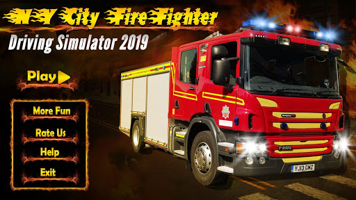 NY City Firefighter Driving Simulator 2019 hack tool