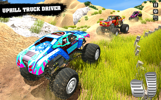 Offroad Monster Truck Driving Adventure hack tool