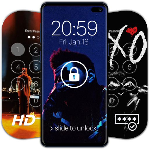 The Weeknd Wallpapers & Lock Screen Hack Cheats Unlimited Resources