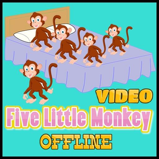 Five Little monkey video song in offline Hack Cheats Online Free Guide