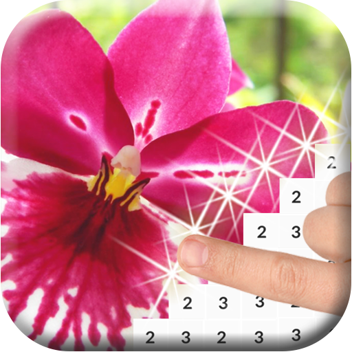 Coloring Flowers Pixel Art Game Hack Cheats Android iOS