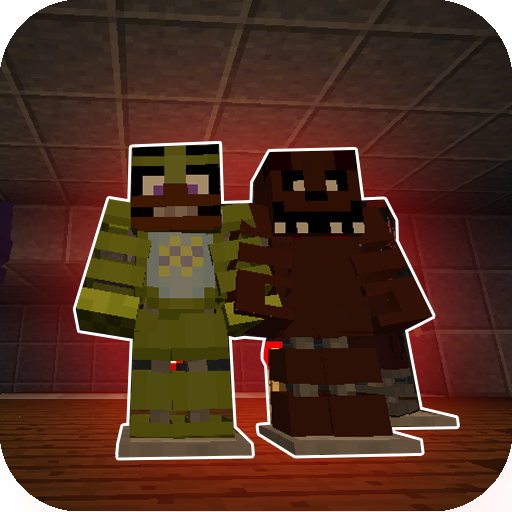 FNAP Horror Maps for MCPE Hack Cheats Without Generator
