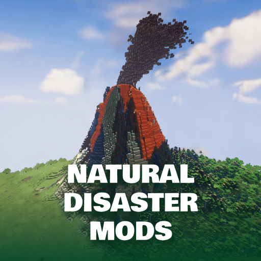 Natural Disaster Mod for Minecraft PE Tricks Mods For Resources