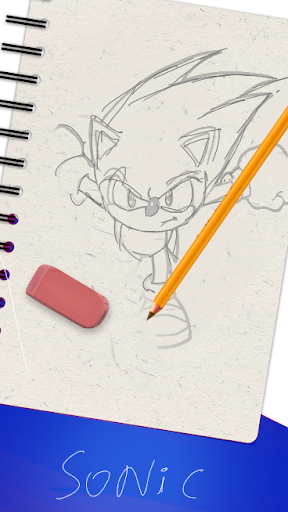 The hedgehog coloring  and drawing book cheat hacks