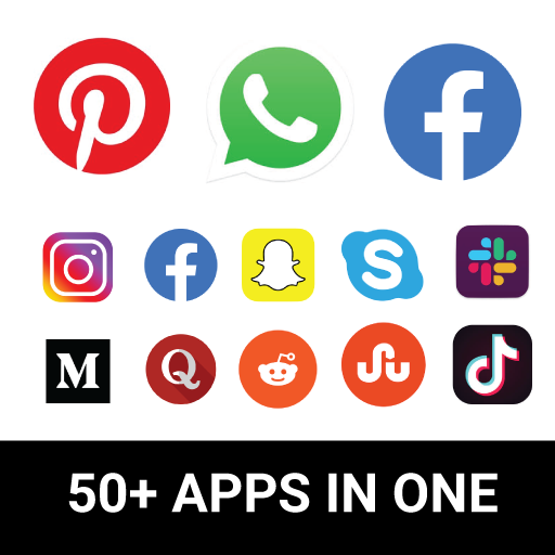 All social media and social networks in one Hack Cheats Android iOS