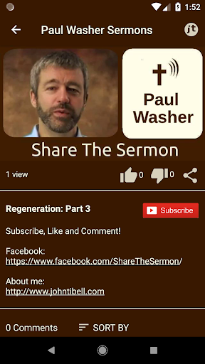 Paul Washer Sermons
