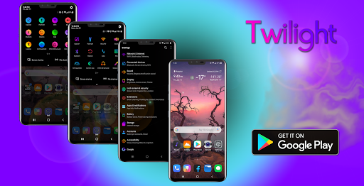 Twilight Theme for LG V20, LG G6, LG V30, LG G5 Hack Cheats