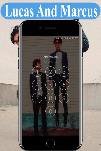 Lockscreen For Lucas And Marcus Dobre Brothers Hack Cheats No