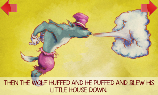 """""""The three little pigs"""" tale hack tool"""