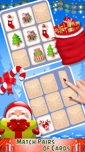 Christmas Match The Cards hack tool