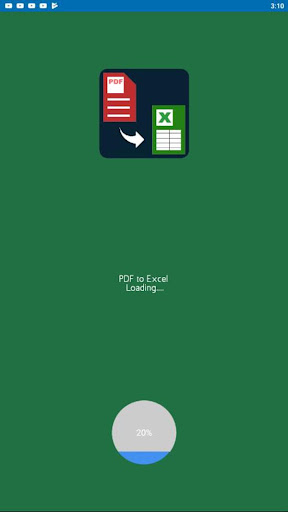 Convert PDF to Excel hack tool