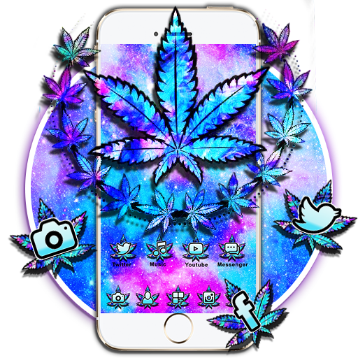 Colorful Weed Themes HD Wallpapers Launcher 3D Hack Cheats Unlimited Resources