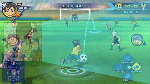 Top Guide for Inazuma Eleven GO hack tool