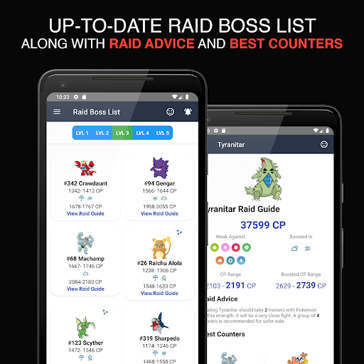 GO Field Guide (Event Timer, Raids and much more) cheat hacks