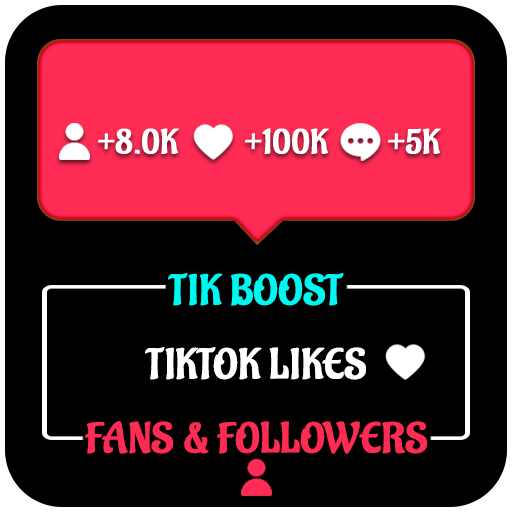 Booster for TikTok - Followers & Likes Booster Hack Cheats No Human