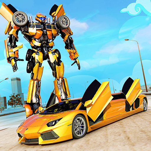 Real Limo Robot Transformation 2019 Hack Cheats Android iOS