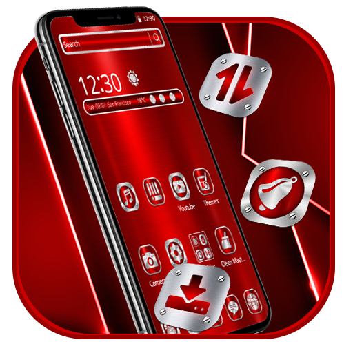 Red Luxury Business Theme Hack Cheats Unlimited Resources