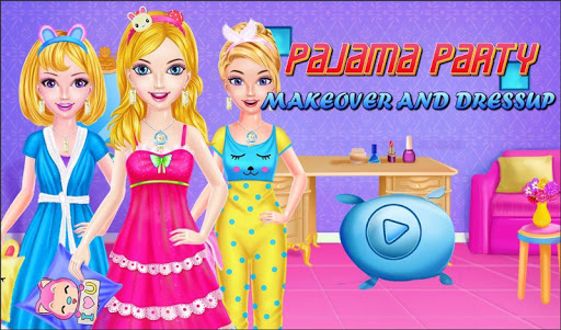 Pajama Party Makeover and Dress up hack tool