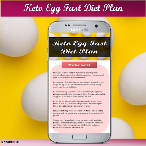 Keto Egg Fast Diet Plan cheat hacks