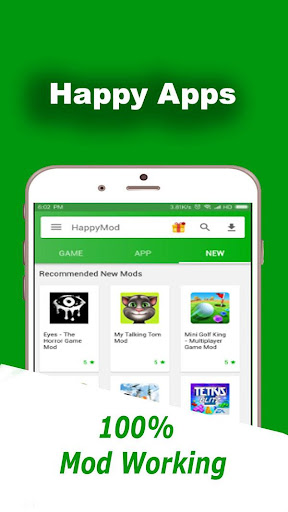 Happy Apps and Storage Manager hack tool