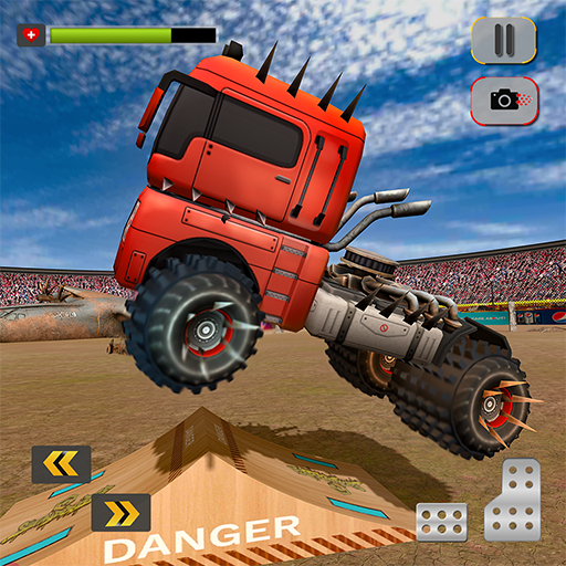 Monster Car Derby Crash Racing Hack Cheats Without Generator