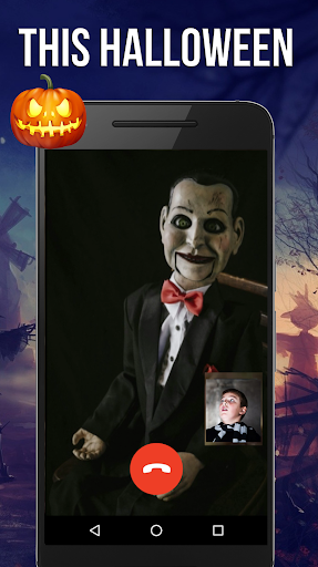 Scary Doll Fake Video Call hack tool
