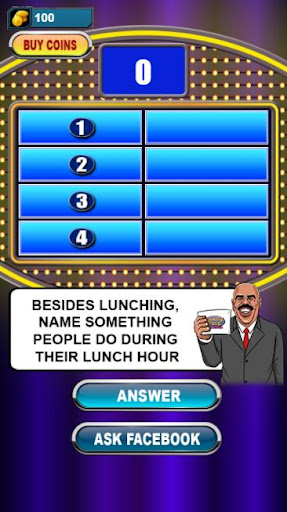 FAMILY FEUD THE MOBILE GAME cheat hacks