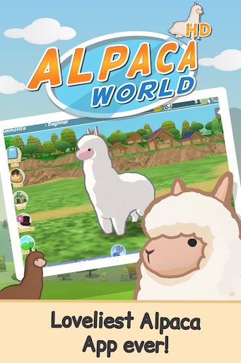 Alpaca World HD+ hack tool