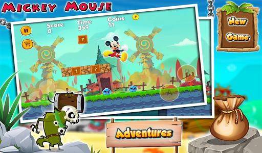 Mickey Adventures Mouse Jungle world hack tool