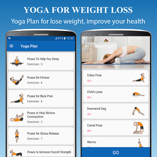 Yoga Workout - Yoga Fitness for Weight Loss cheat hacks