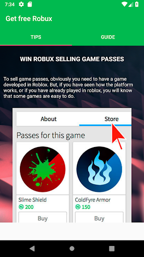 Free Robux Now - Earn Robux free today - Tips 2019 Hack Cheats No