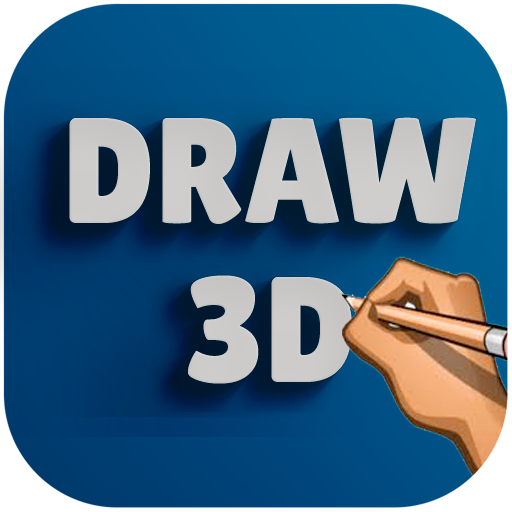 How to draw 3D Drawing step by step easy Hack Cheats Unlimited Resources