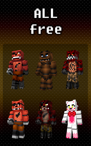 Fnaf skins Hack Cheats No Human Verification - HackCheaty
