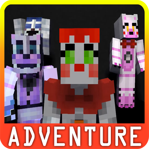 Adventure for MCPE Five Nights at Freddy's Hack Cheats