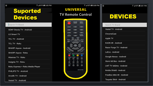 Universal Free TV Remote Control for All LCD cheat hacks