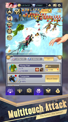 Idle - Undead Beauty - Idle offline rpg games Hack Cheats No